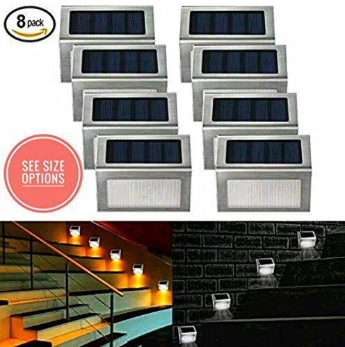 Dock Pole Solar Lights - 6
