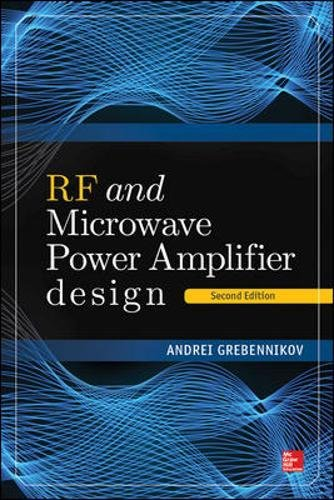 RF and Microwave Power Amplifier Design, Second ()