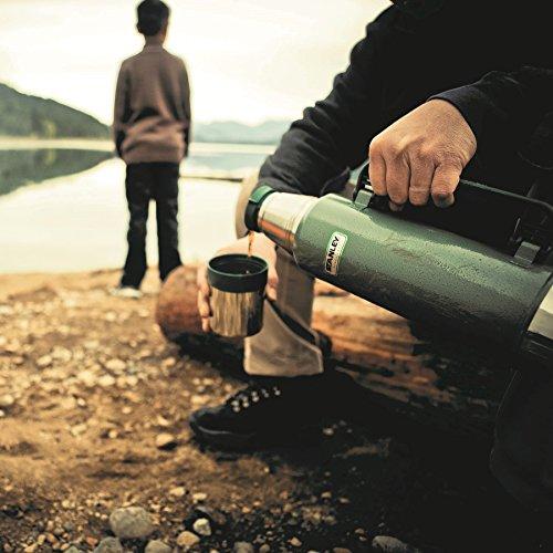 Stanley Classic Ultra Vacuum Bottle, Hammertone Navy, 1.4 Quart by Stanley (Image #4)
