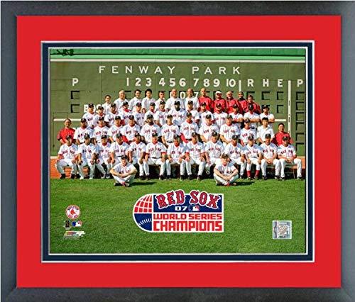(Boston Red Sox 2007 World Series MLB Team Photo (Size: 12.5