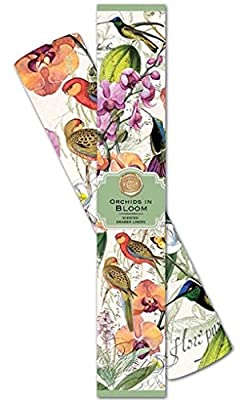Michel Design Works Scented Drawer Liners, Orchids in Bloom