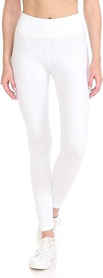 Leggings Depot Womens Premium High Waisted Active Flex Leggings /& Shorts