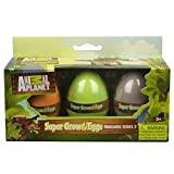 Animal Planet Grow Eggs- Dinosaur- Hatch and Grow Three Different Super-Sized Animals (Series 2)