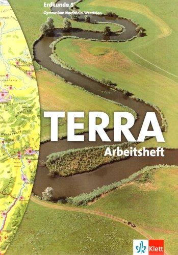 TERRA Erdkunde für Nordrhein-Westfalen - Ausgabe für Gymnasien (Bisherige Ausgabe)/Schülerband 5. Schuljahr: Arbeitsheft