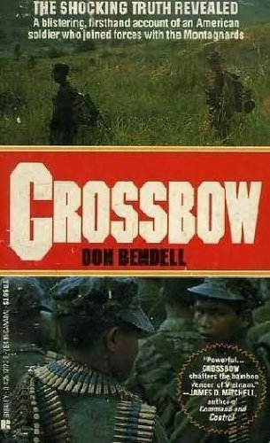 book cover of Crossbow