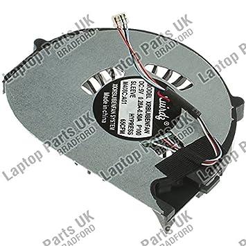 ACER Aspire S3-391-F54D Ordenador portátil Reemplazo CPU Ventilador: Amazon.es: Electrónica