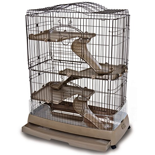 Ware Manufacturing Level 4 Clean Living Cage for Small Pets