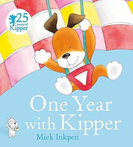 One Year With Kipper - Kippers Book