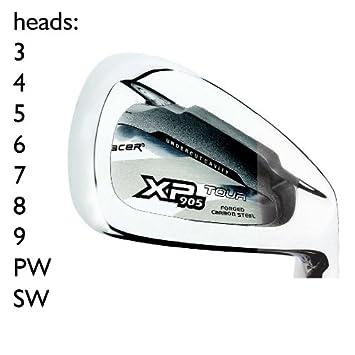 ACER - XP 905 hierro Golf sistema de la cabeza - 3 4 5 6 7 8 ...