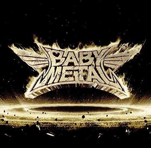 CD : Babymetal - Metal Resistance (United Kingdom - Import)