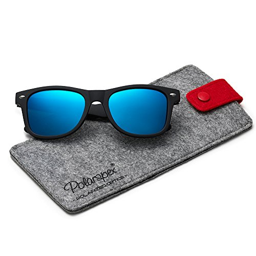 Polarspex Kids Children Boys and Girls Super Comfortable Polarized - Sunglasses With Kids