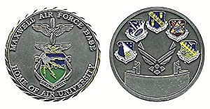 Maxwell Air Force Base Challenge Coin