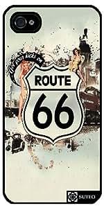Carcasa para Iphone 4/4S – Ruta 66 - ref 768