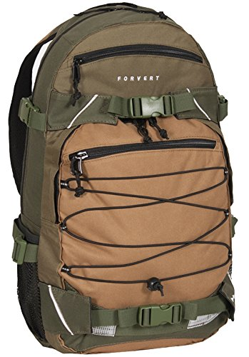 ForGrün ForGrün ForGrün Three Farbe Louis Backpack Grün B019WDKSE8 Daypacks Jahresendverkauf 44d01b