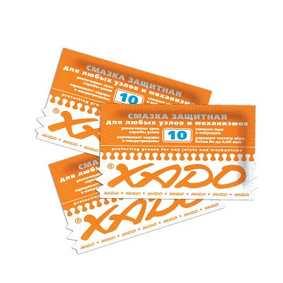 XADO Protective Grease (polymer package, packet 12 ml)