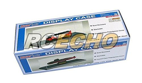 RCECHO/® Trumpeter Model Craft Master Tools Display Case 257x66x82mm 09802 P9802 with 174; Full Version Apps Edition