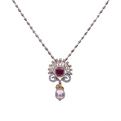 Buy joyalukkas 18k yellow gold and diamond pendant online at low joyalukkas 18k yellow gold and diamond pendant mozeypictures Images