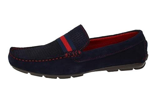 Azul Zapatos Mocasín 48 Horas Marino 71863129 Hombre VSUzMp