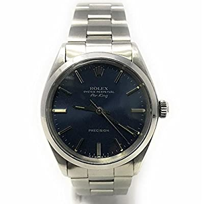Rolex Air-King Swiss-Automatic Male Watch 5500 (Certified Pre-Owned) from Rolex