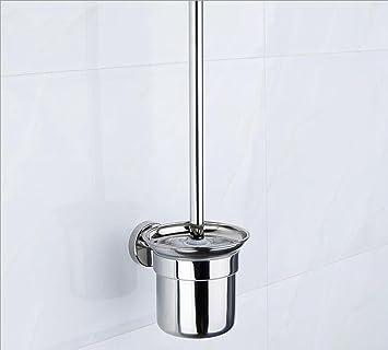 Accesorios de montaje/baño pared WC/WC portaescobillas taza ...