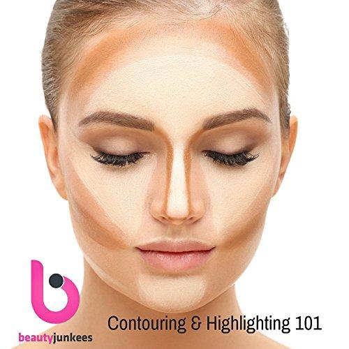 Contour Highlighter Makeup Brush Set