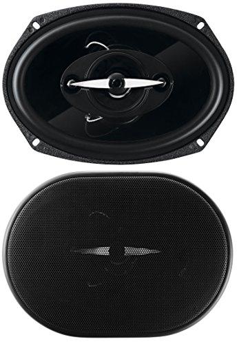 Planet Audio BB69 Big Bang 800 Watt (Per Pair), 6 x 9 Inch, Full Range, 4 Way Car Speakers (Sold in Pairs)