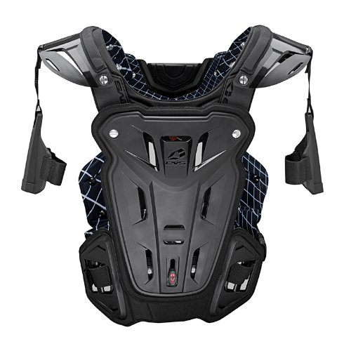 EVS Sports F2 Roost Guard (Black, X-Large)