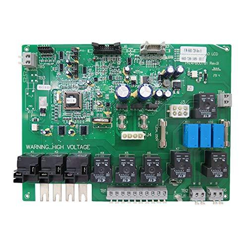 (Sundance Spas Jacuzzi Circuit Board 2 pump logic Part number 6600-728)