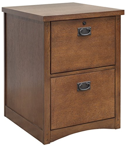 Martin Furniture Mission Pasadena 2-Drawer File Cabinet by Martin Furniture