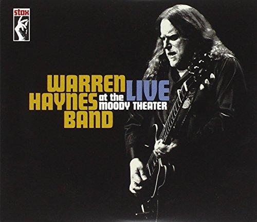 Warren Haynes - Live At The Moody Theater [2 Cd/1 Dvd Combo] - Zortam Music
