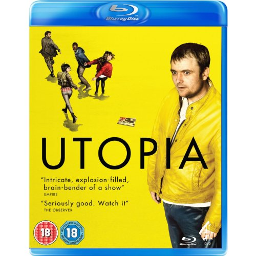DVD : Utopia [Blu-ray] (Region Free)