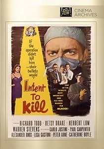 Intent to Kill [Import]