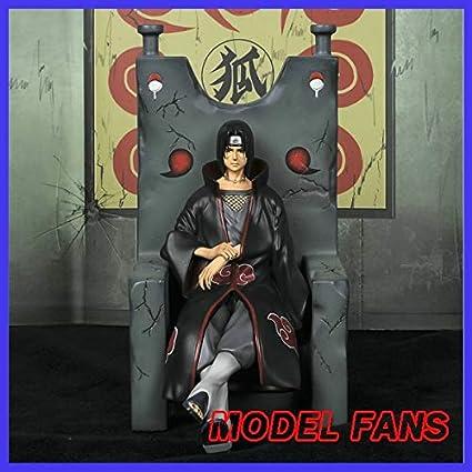 Amazon.com: Figura de Naruto Uchiha Itachi Amaterasu de 7.9 ...