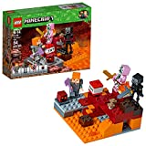 LEGO Minecraft the Nether Fight 21139 Building Kit (84 Piece)