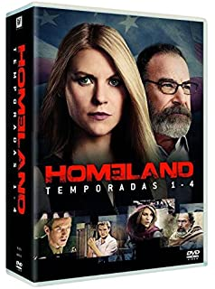 Homeland - Temporada 4 [Blu-ray]: Amazon.es: Claire Danes, Damian ...