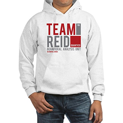 - CafePress Team Reid Pullover Hoodie, Classic & Comfortable Hooded Sweatshirt White