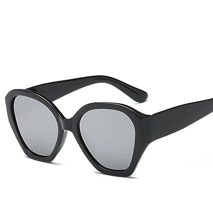 BiuTeFang Gafas de Sol Mujer Hombre Polarizadas Europa y Las Gafas de Sol de Estados Unidos