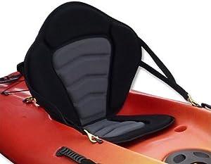 Pactrade Marine Adjustable Padded Deluxe Kayak Seat