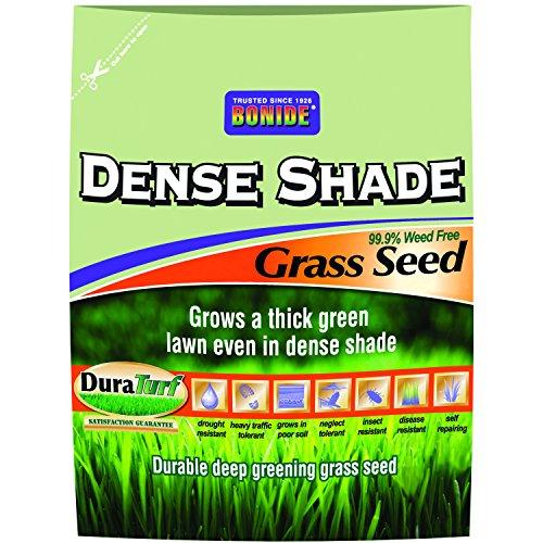 Bonide 60219 Dense Shade Grass Seed, 50-Pound by Bonide