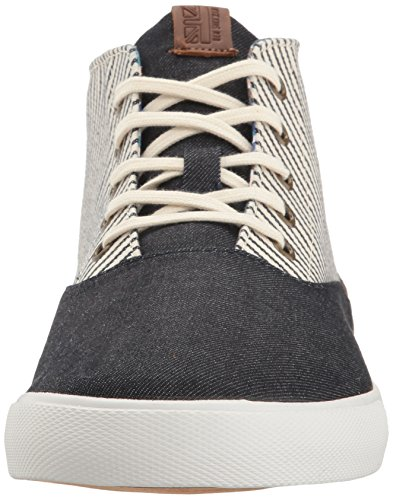 Ben Sherman Heren Pete Hi Chukka Boot Denim - D