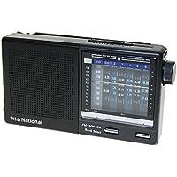 Radio International Multibandas UP-908 (6 Sw/Am/Fm)