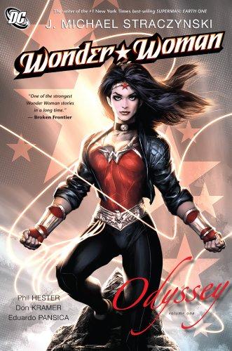 - Wonder Woman: Odyssey Vol. 1 (Wonder Woman- Odyssey)
