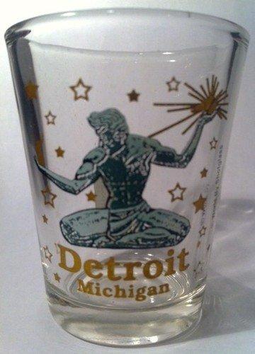 Detroit Michigan The Spirit Of Detroit Shot ()
