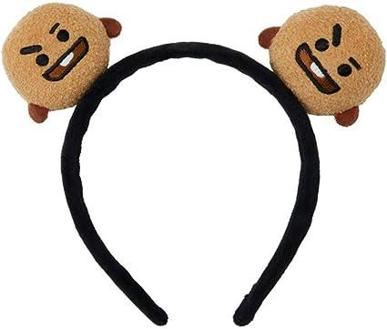 Kpop BTS Bangtan Boys fascia per capelli cerchietto per capelli gomma per capelli BTS21 accessorio per l/'esercito