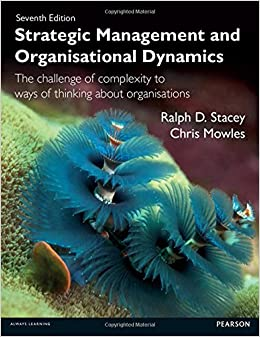 Strategic Management and Organisational Dynamics (7th Edition)