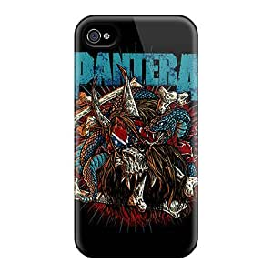 Archerfashion2000 Eiv1669EETK Protective Cases For Iphone 4/4s(pantera)