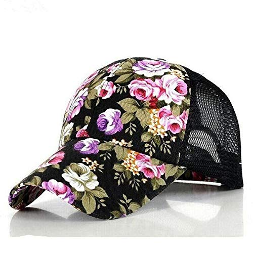 kyprx Sombrero de Paja Sombrero de Paja Arco de Moda Estampado ...