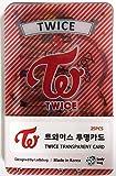 TWICE - TRANSPARENT PHOTO CARDS 25pcs [FAN