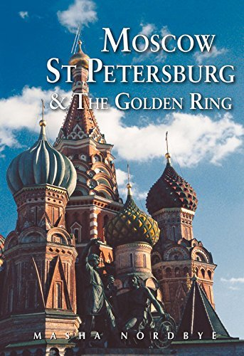 Moscow, St. Petersburg & the Golden Ring by Masha Nordbye - Malls Shopping Petersburg St
