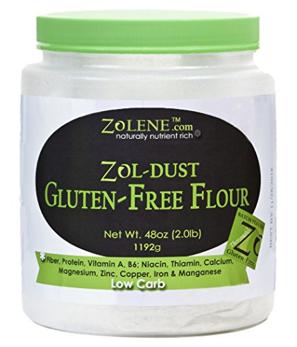 Gluten Free All Purpose Baking Flour - Zol-DUST Gluten-Free All Purpose Flour, gluten free flour blend, gluten free flour for baking, gluten free flour 1 to 1, gluten free flour mix, gluten free flour low carb, gluten free flour no rice